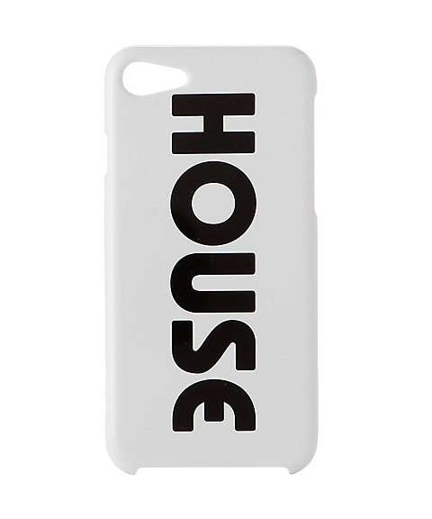 <IN THE HOUSE> HOUSE iPhone CASE(iPhone8対応)