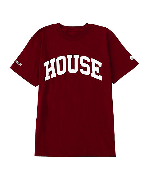 <IN THE HOUSE> HOUSE PRIVATE SCHOOL TEE