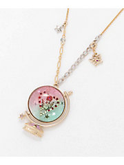 <ANNA SUI>WISH・YOU・HAPPINESS タロットモチーフネックレス(SAXN044670XG)
