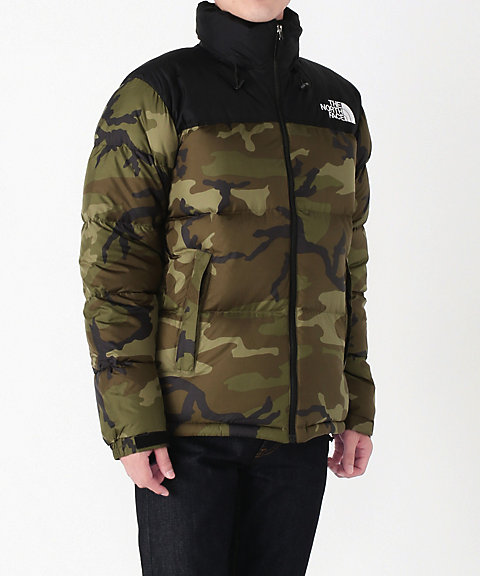 <THE NORTH FACE>NOVELTY NUPTSE JACKET(ND91842)