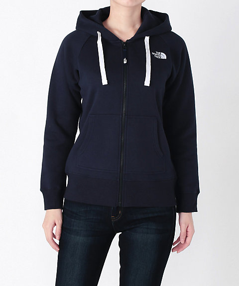 <THE NORTH FACE>REARVIEW FullZip Hoodie レディース(NTW61955)