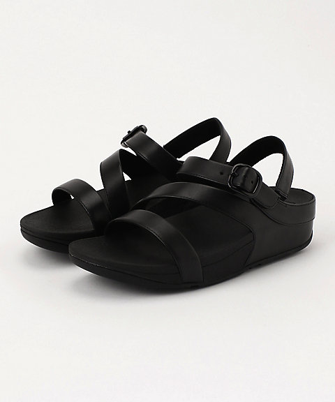 <フィットフロップ>THE SKINNY II BACK-STRAP SANDALS(J18-001)