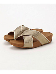 <フィットフロップ> RITZY SLIDE SANDALS(L22-562)