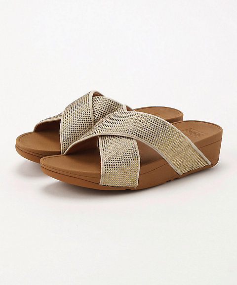 <フィットフロップ>RITZY SLIDE SANDALS(L22-562)
