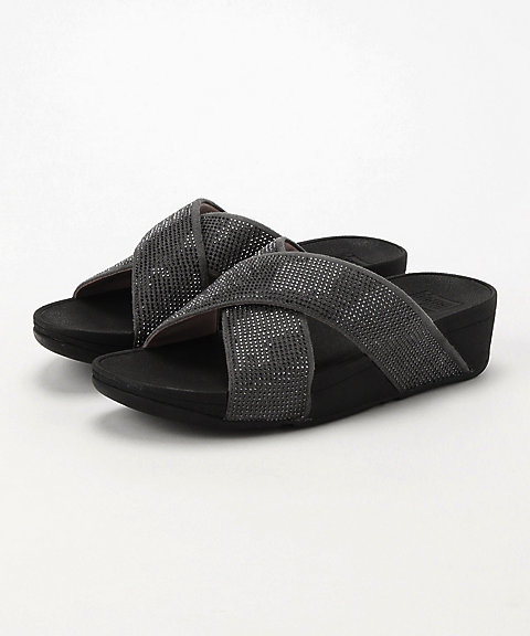 <フィットフロップ>RITZY SLIDE SANDALS(L22-054)
