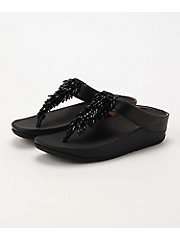 <フィットフロップ> RUMBA TOE-THONG SANDALS(K26-001)
