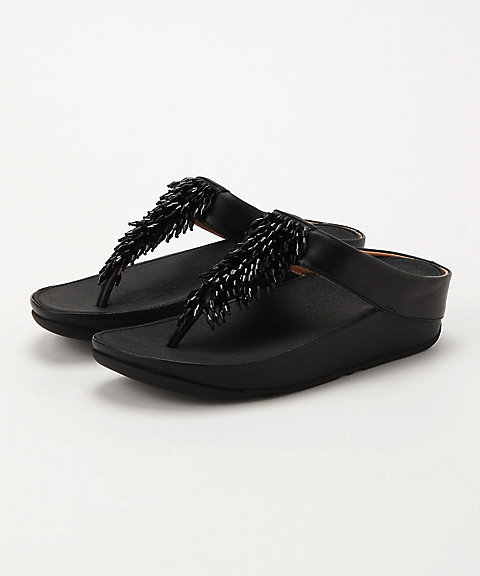 <フィットフロップ>RUMBA TOE-THONG SANDALS(K26-001)