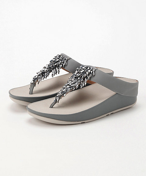 <フィットフロップ>RUMBA TOE-THONG SANDALS(K26-534)
