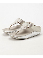 <フィットフロップ> RUMBA TOE-THONG SANDALS(M01-527)