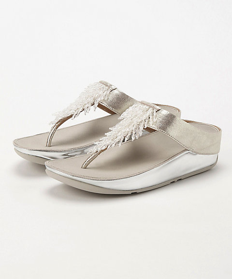 <フィットフロップ>RUMBA TOE-THONG SANDALS(M01-527)