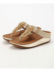 <フィットフロップ> RUMBA TOE-THONG SANDALS(M01-537)