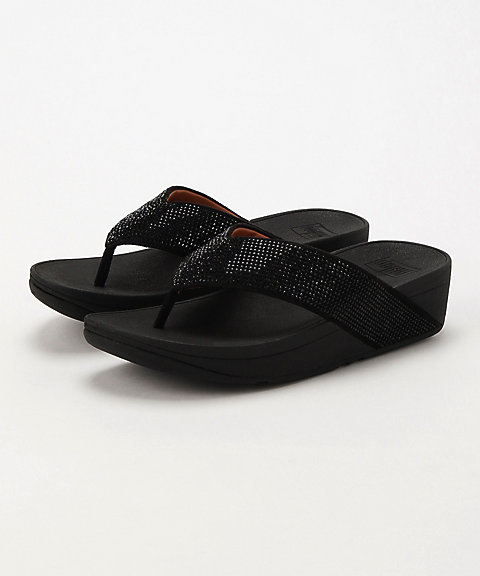 <フィットフロップ>RITZY TOE-THONG SANDALS(L23-001)