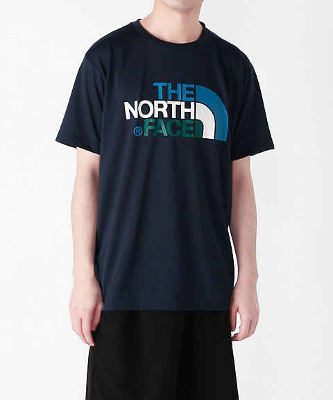 <THE NORTH FACE>Tシャツ S/S COLORFUL LOGO TEE メンズ(NT31931)