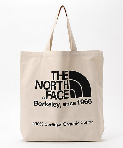 <THE NORTH FACE>バッグ TNF ORGANIC COTTON TOTE(NM81908)