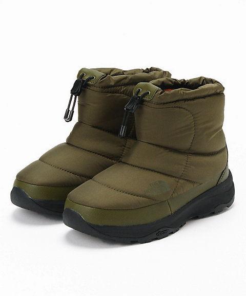 <THE NORTH FACE>ブーツ NUPTSE BOOTIE WP VI SHORT(NF51874)