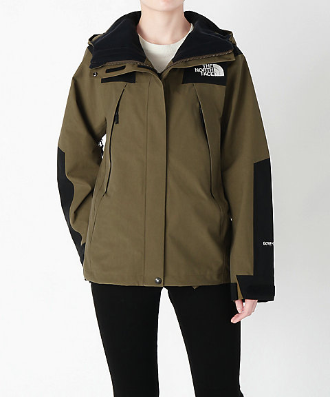 <THE NORTH FACE>ブルゾン/MOUNTAIN JACKET(NPW61800)