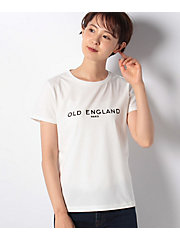 <OLD ENGLAND>ロゴTシャツ