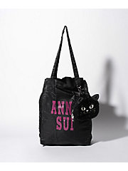 <ANNA SUI(Women)>ポータブル トートバッグ withティティ