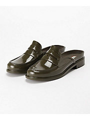 <HUNTER> ORIGINAL BKLESS GLOSS PENNY LOAFER(WFF1060RGL)
