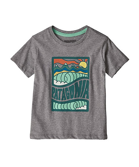 <patagonia> TシャツBaby Graphic Organic T-Shirt(60386)