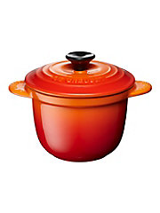 <LE CREUSET>ミニ・ココット・エブリィ 各色