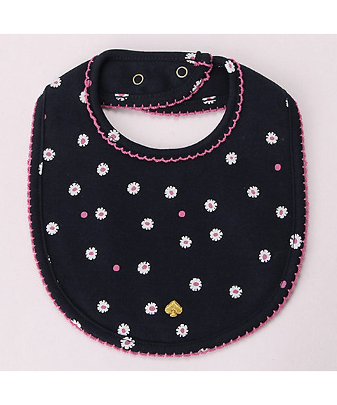 <kate spade new york childrenswear>レイエット デイジー ドット ビブ(8592551)