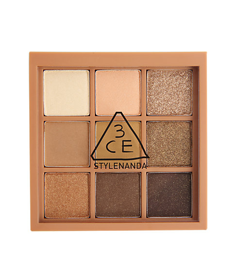 <3CE>MOOD RECIPE MULTI EYE COLOR PALETTE #PLOT TWIST(3175211301901)