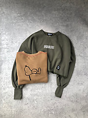 <JUEMI>AstralProjectionSweat(KHAKI)