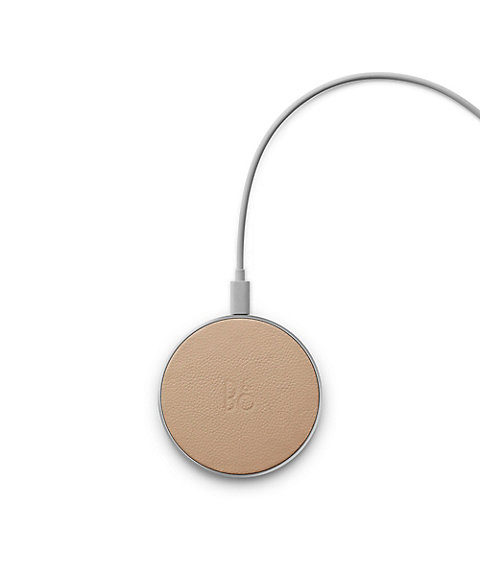<BANG&OLUFSEN>Beoplay Charging Pad Natural
