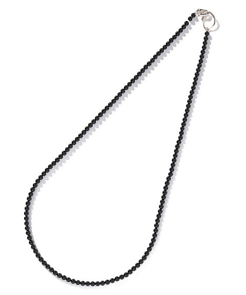 <LAUTREAMONT>SEED_NECKLACE/11021NK-SS-ON