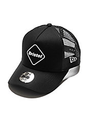 <F.C.Real Bristol>メッシュキャップ FCRB-K190018 NEW ERA(R) MESH CAP