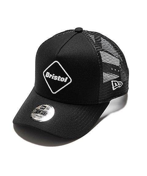 <F.C.Real Bristol> メッシュキャップ FCRB-K190018 NEW ERA(R) MESH CAP