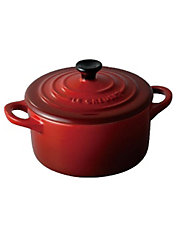 <LE CREUSET>ミニ・ココット