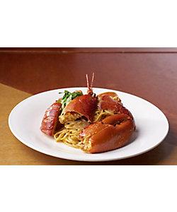 【イートイン】オマール海老のタリオリーニ トマトクリームソース