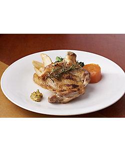 【イートイン】みつせ鶏モモ肉の炭火焼きローズマリー風味