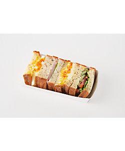 【店頭のみ】ダブルエッグ&野菜サンド