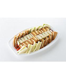 【店頭のみ】4種のサンドイッチプレート