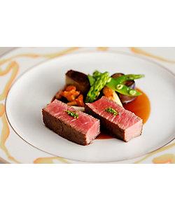 【イートイン】和牛フィレ肉のソテー トリュフのソース