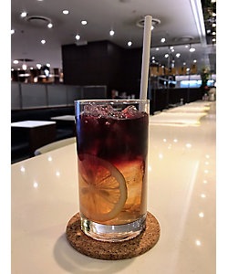 【イートイン】紅茶と赤ワインのカクテル