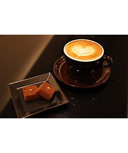 シャンパーニュバー ザ スタンド/シャンパーニュバー ザ スタンド 【イートイン/新宿 本館2階】白トリュフのチョコレート コーヒーセット