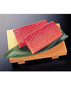 東信水産(鮮魚)/トウシンスイサン(センギョ) 【新宿】天然本まぐろ中とろ刺身用柵(解凍)