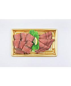 Roasted Beef I.T.O./ロースティッド ビーフ アイティーオー 【日本橋】2種のローストビーフ食べ比べセット