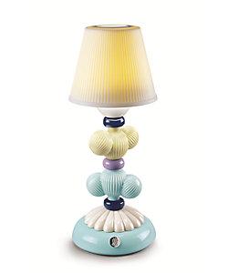LLADRO/リヤドロ CACTUS FIREFLY LAMP(YELLOW&BLUE)