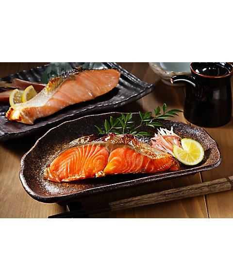 ★【産直】紅鮭・時鮭切身セット 【三越・伊勢丹/公式】
