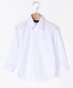 男子長袖ワイシャツ(ナノピカ)