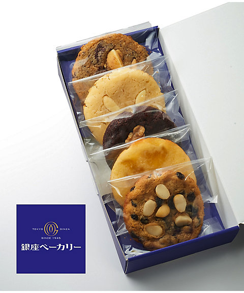 【クッキー】東京★【銀座ベーカリー】レアーズ5枚(洋菓子)【三越・伊勢丹/公式】