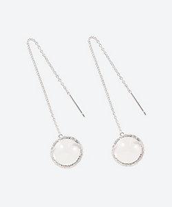 AYAMI Jewelry(Women)/アヤミ ジュエリー クリスタルシルバーピアス