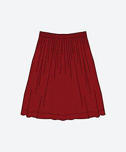 ウエストタックのスカート<C&Sオリジナル 天使のリネン>