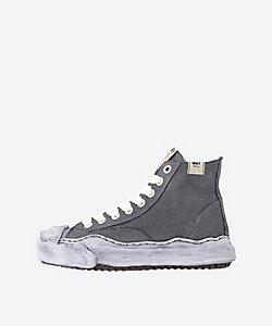 MIHARAYASUHIRO(Women)/ミハラヤスヒロ original sole overdye hitop sneaker