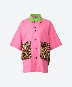 10匣(TENBOX)/テンボックス ミスターグリーン コラボドラッグディーラーシャツ